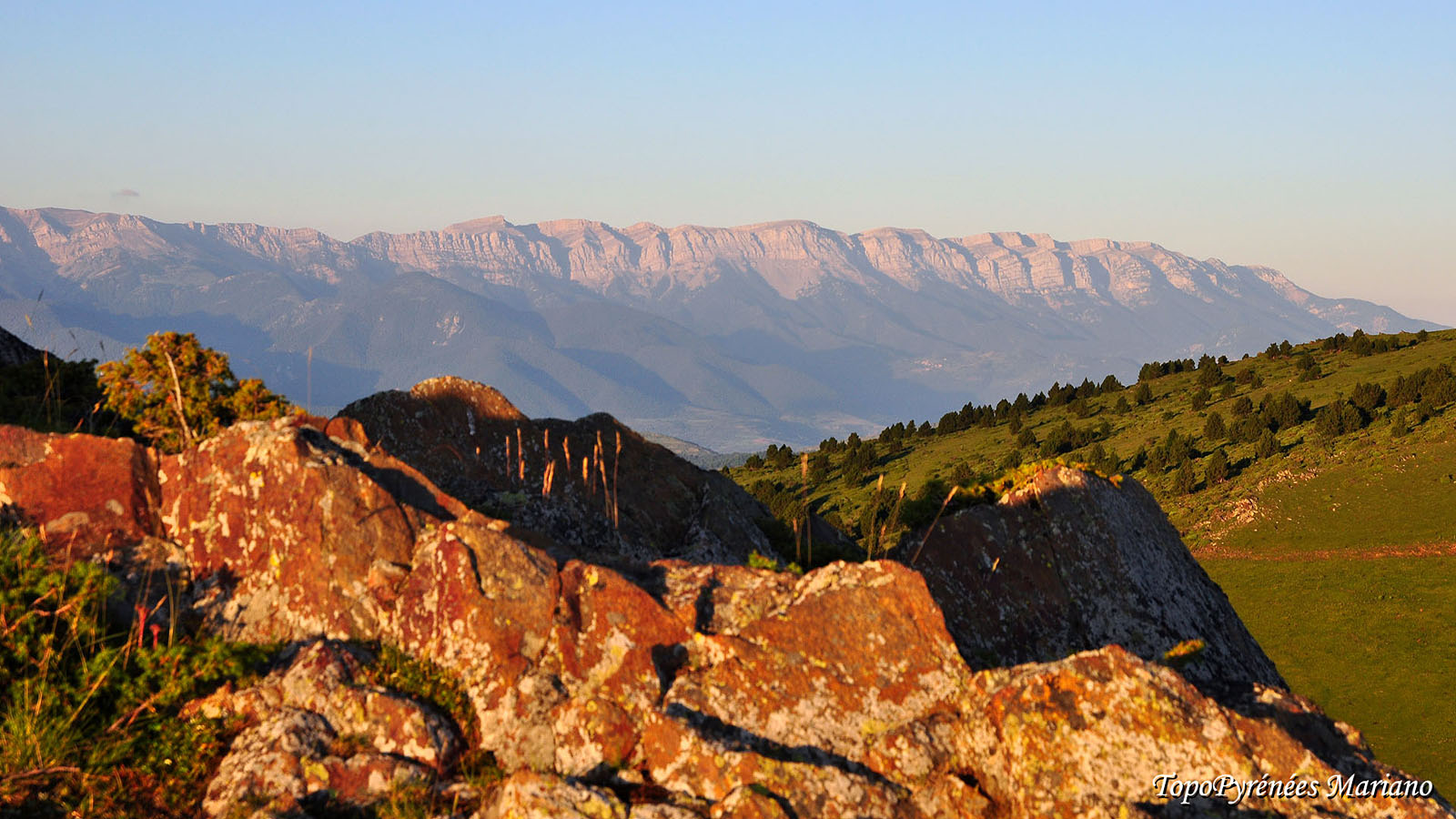 Traversée des Pyrénées 30em Etape (Feixa – Camping Las Asperas)