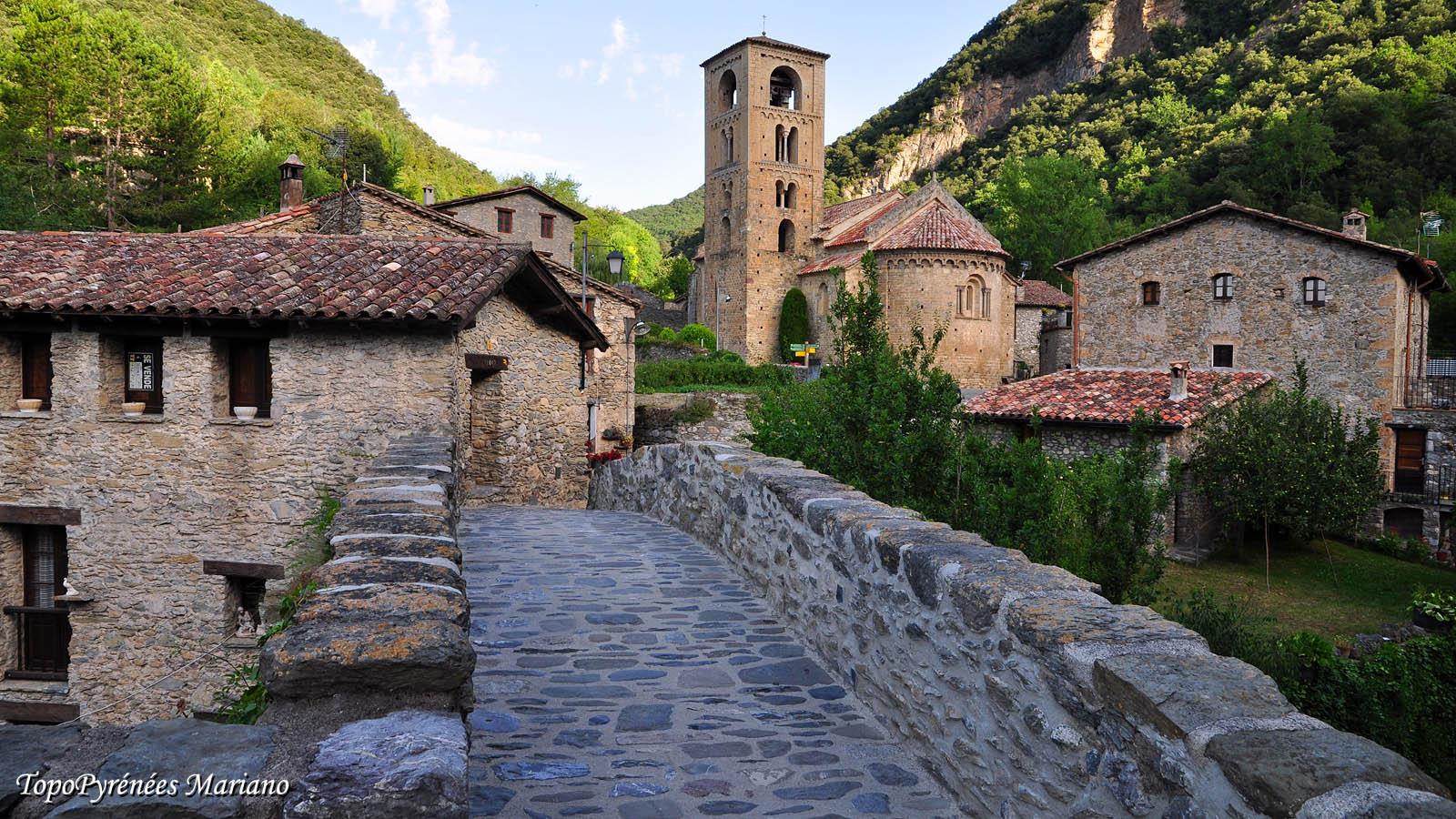 Traversée des Pyrénées 35em Etape (Can Planes – Gorges de San Aniol)