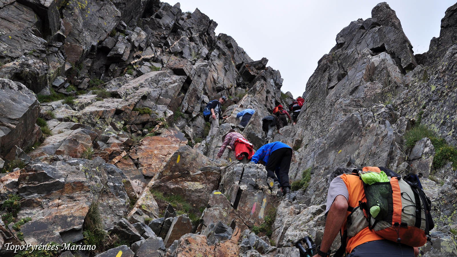Randonnée Pic du Canigou (2784m)