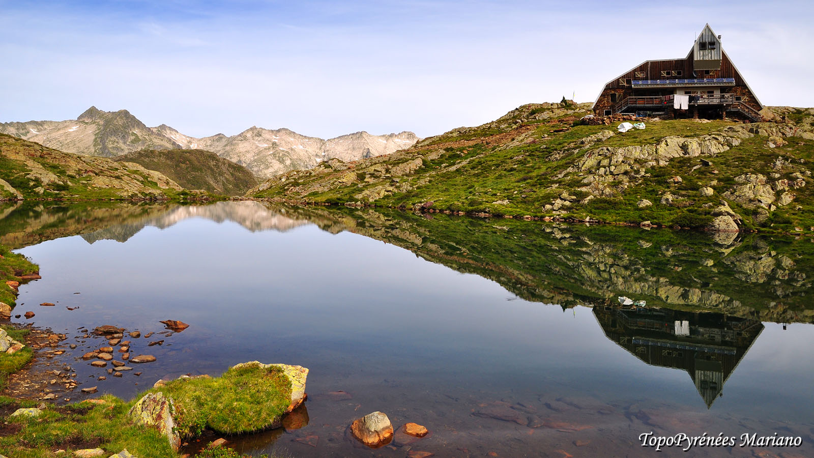 Randonnée Refuge du Pinet (2240m)