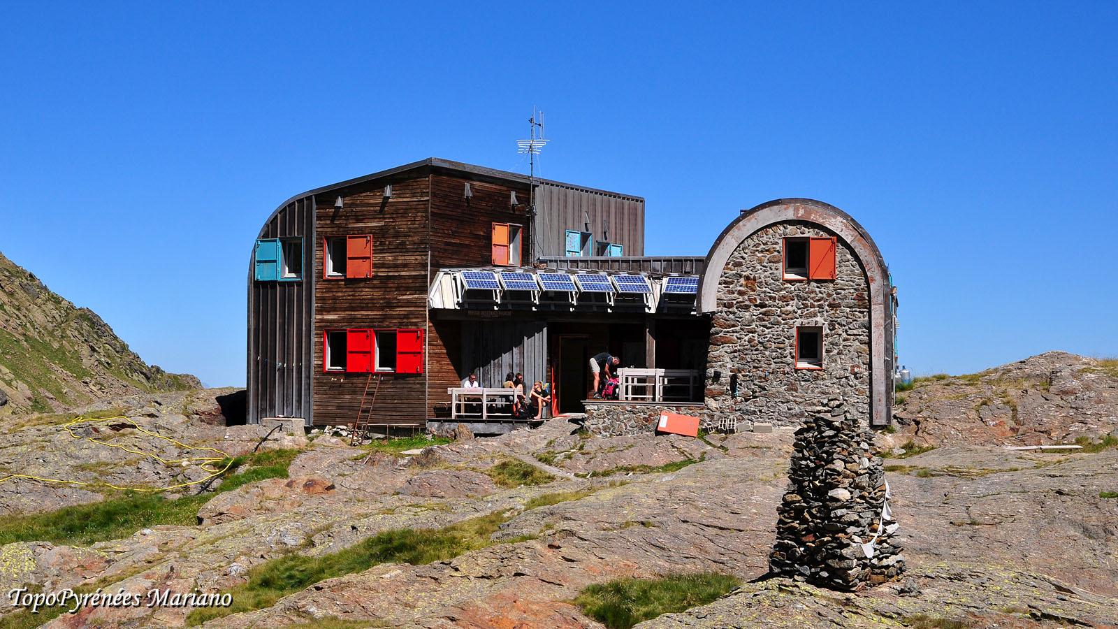 Randonnée Refuge du Fourcat (2445m)