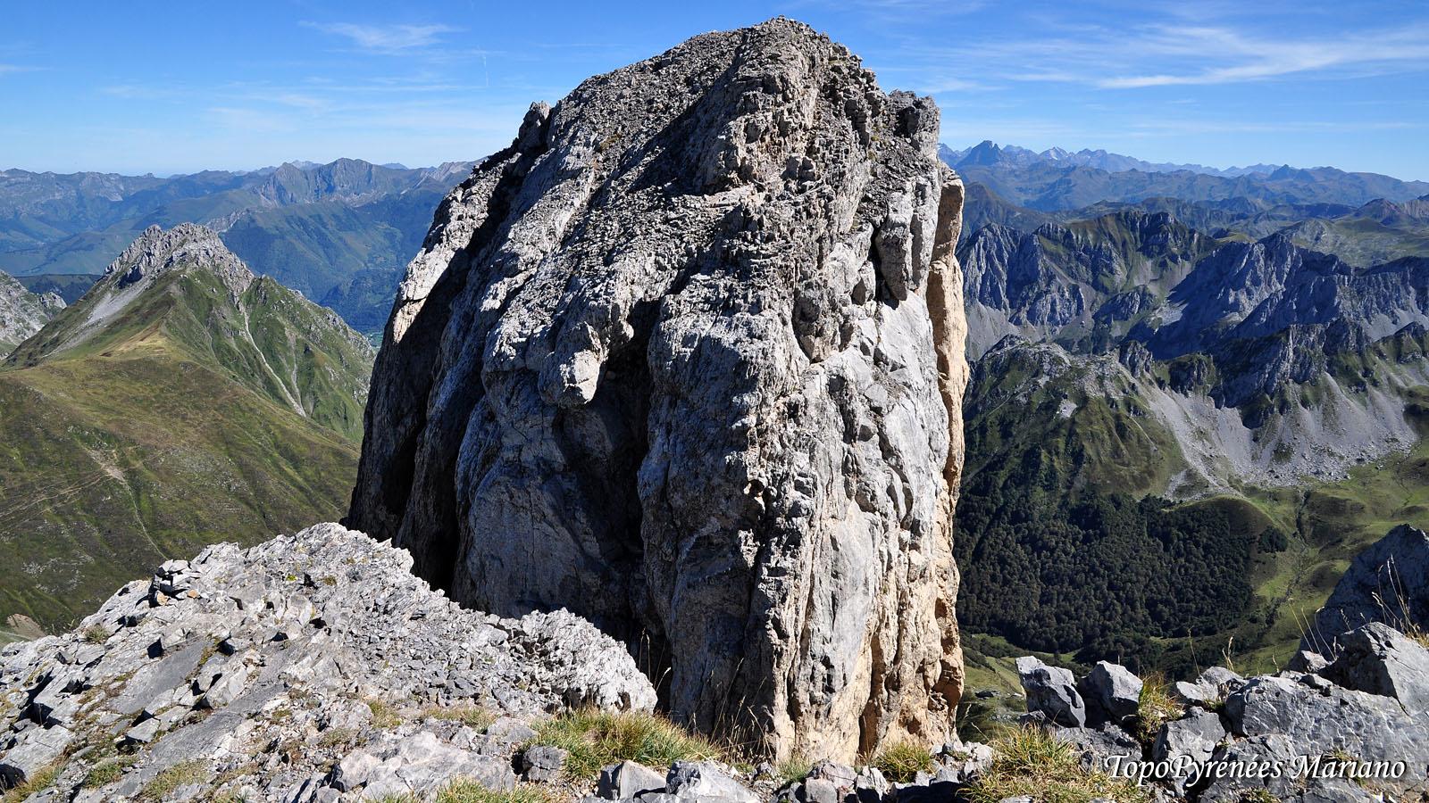 Randonnée Pic d'Ansabère 2360m