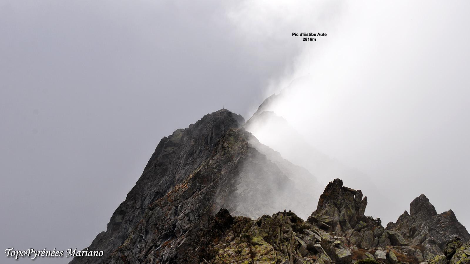 Randonnée Pic d'Estibe Aute (2816m)