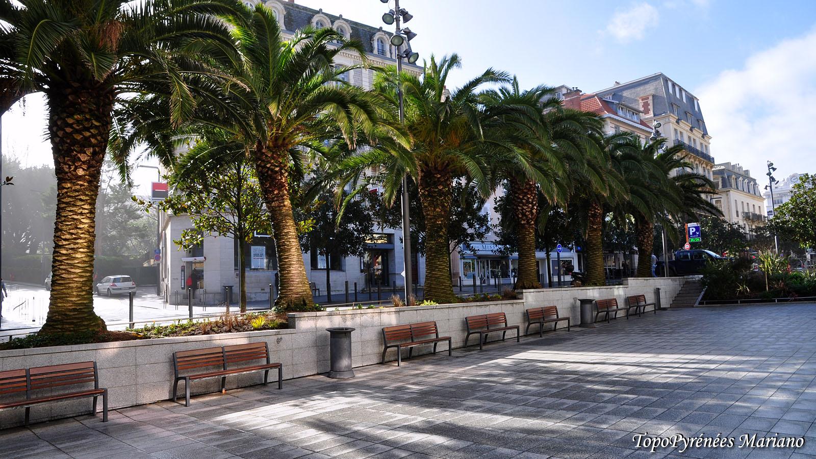 Carte Centre Ville Biarritz
