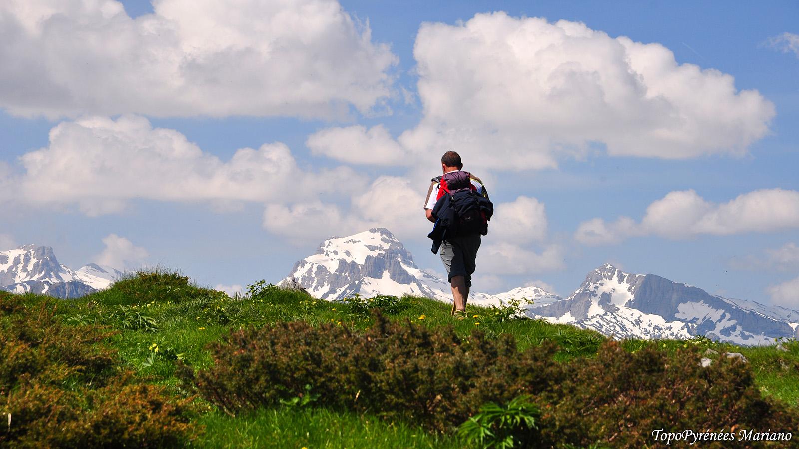 Randonnée Pic de Mousté (1605m) et pic de Teulère (1565m) en boucle