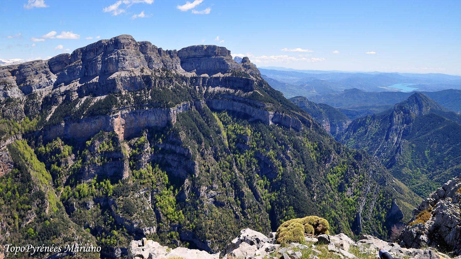 Randonnée Sestrales Alto et Bajo (2106m)