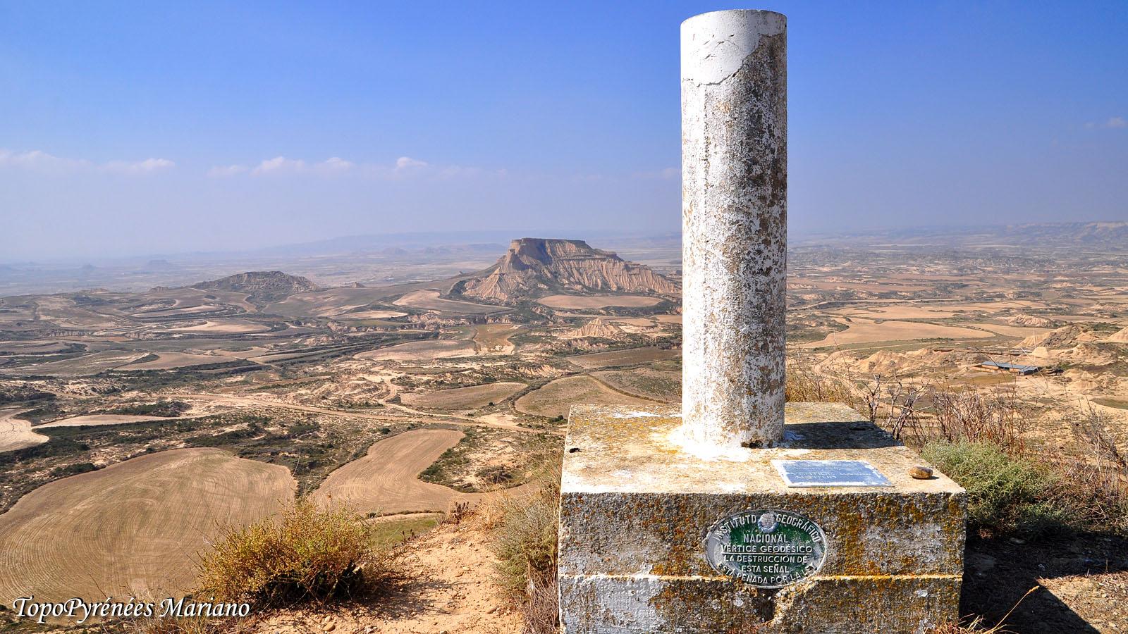 Randonnée à la Gorra (460m) et à los Angarillones (488m)