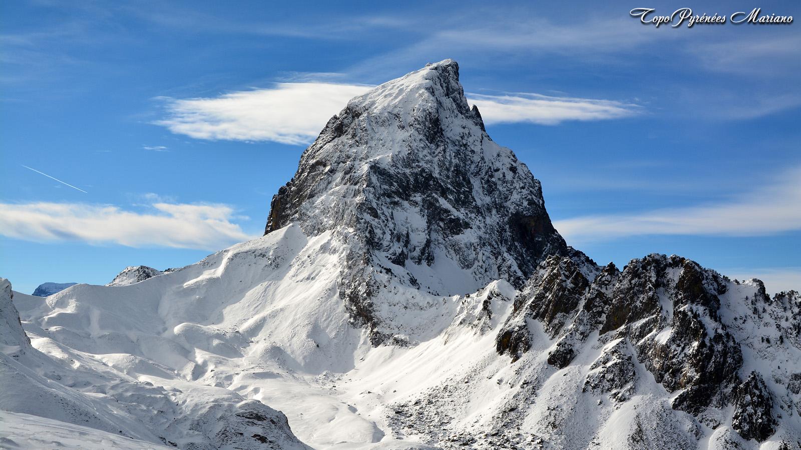 Raquettes Cabane et Pic Chérue (2195m)