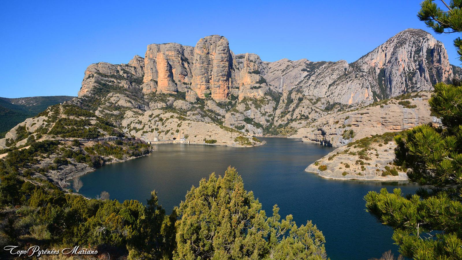Randonnée Ermitages de Vadiello (960m) 2015