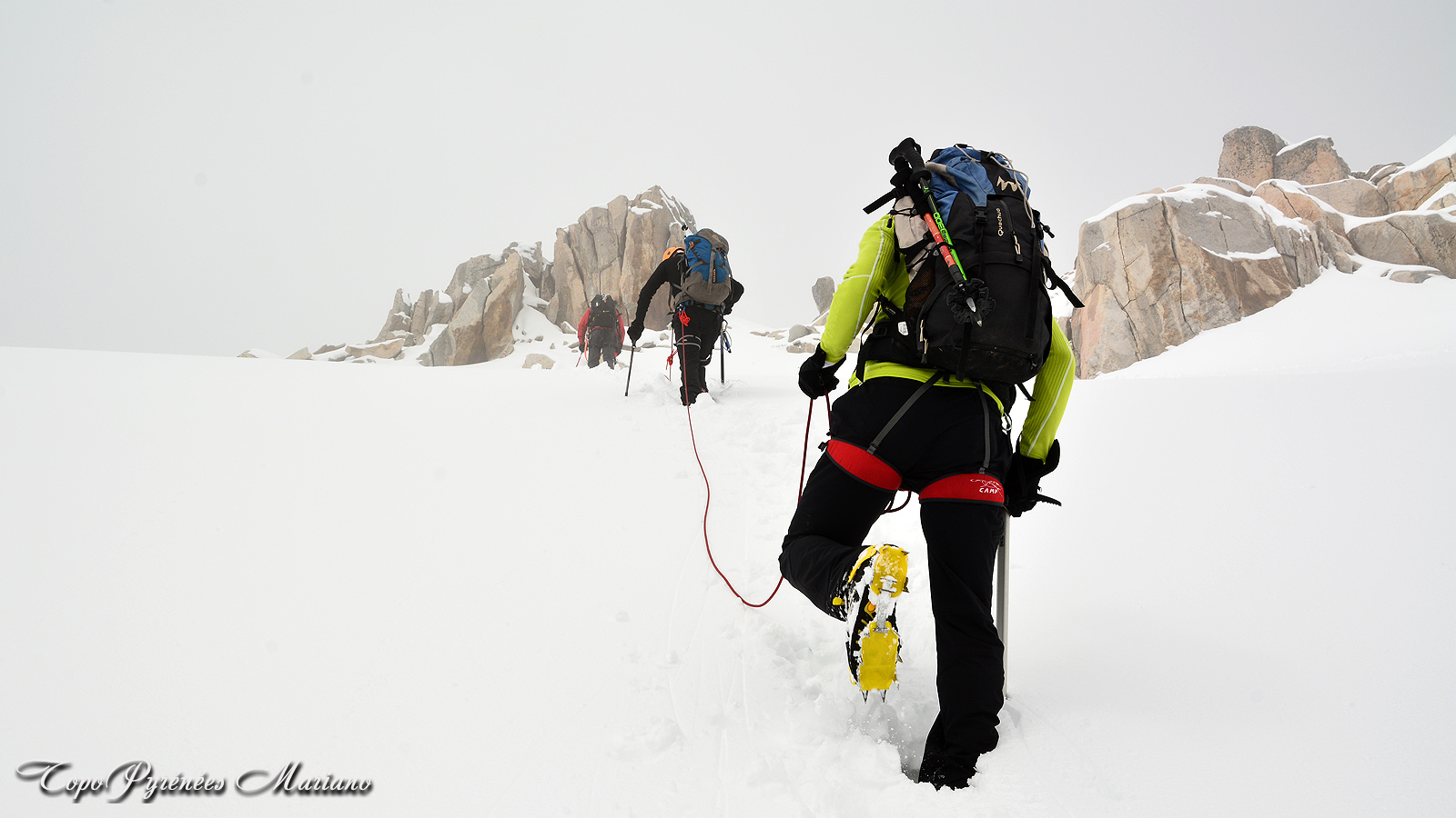 Randonnée Pic Aneto 3404m (Année 2015)