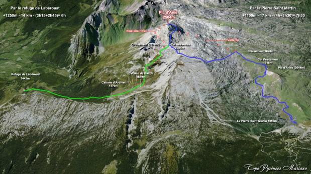 Carte-3D-Pic-d-Anie-2504m