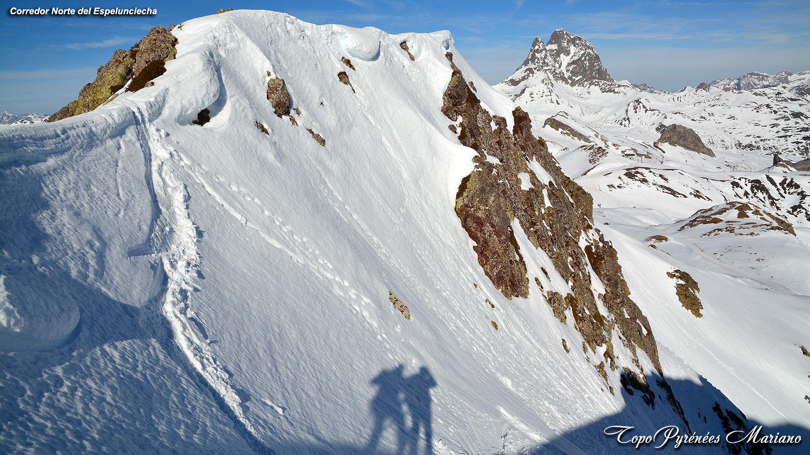 Raquettes Punta Espelunciecha (2396m)