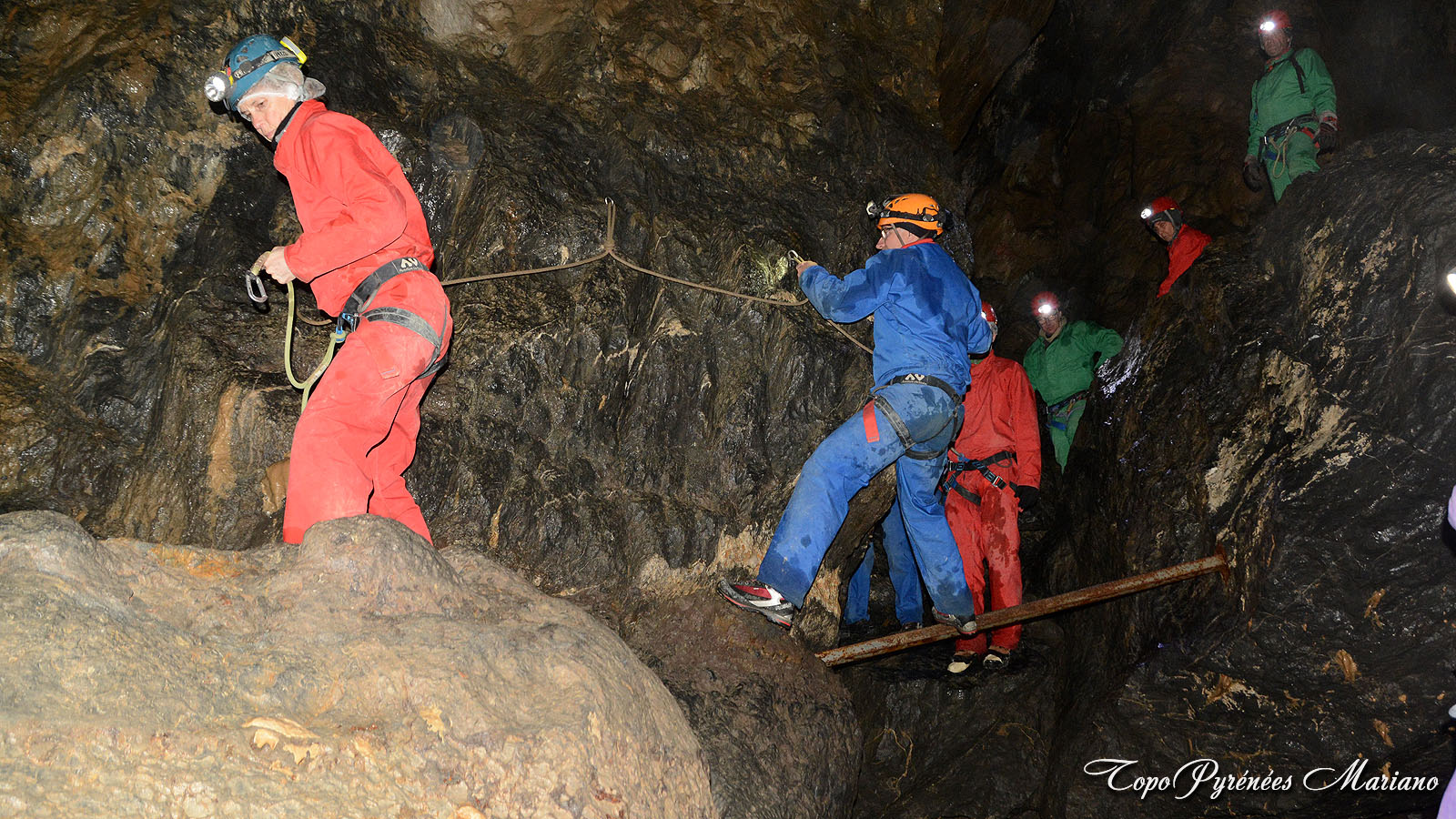 La Grotte de la Verna