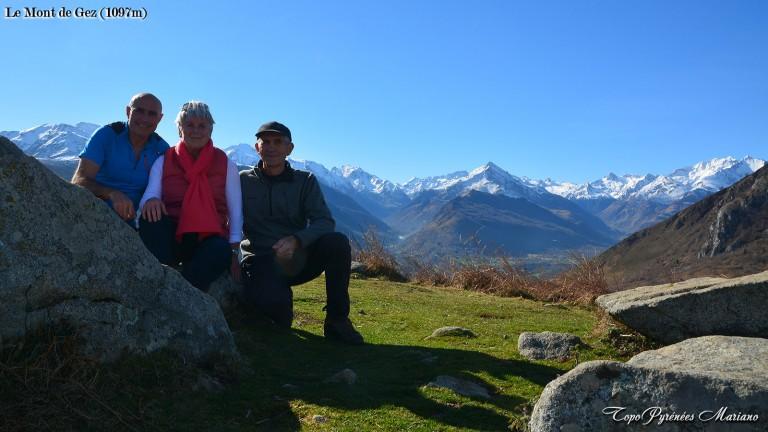 Randonnée Mont de Gez (1097m)