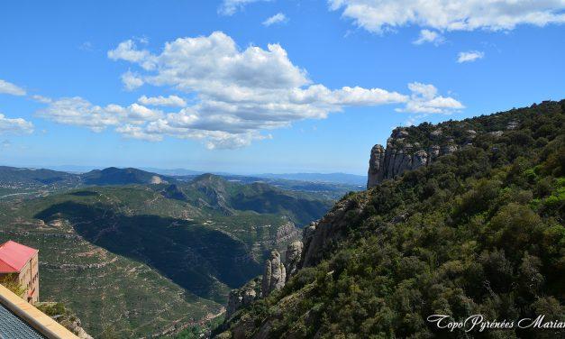 Randonnée Sant Jeroni (1236m) Montserrat