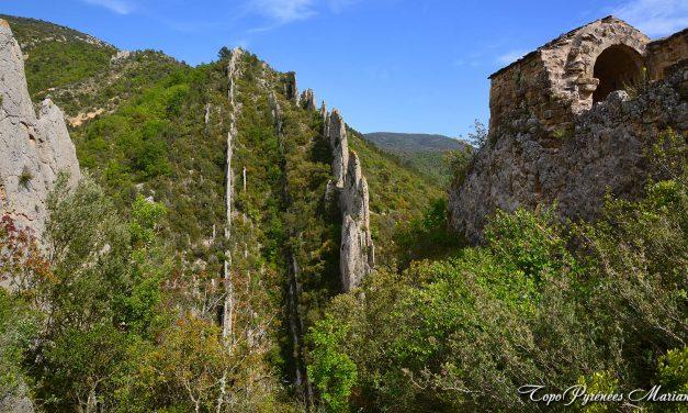 Randonnée Serra de Savinos (989m) et Murallas Finestras