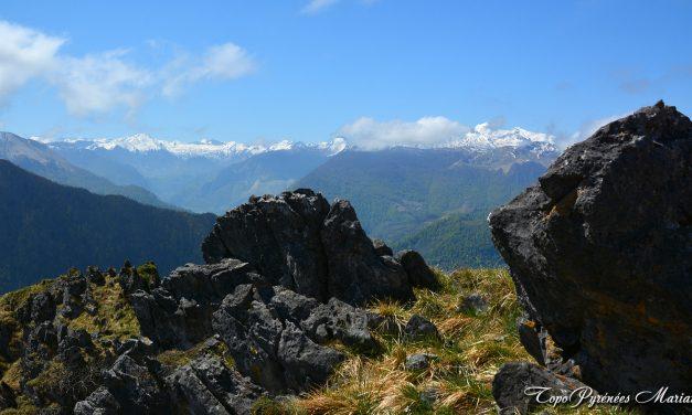 Randonnée Mail Arrouy (1251m) en boucle