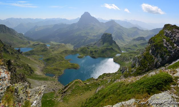 Randonnée Pic Hourquette (2384m)
