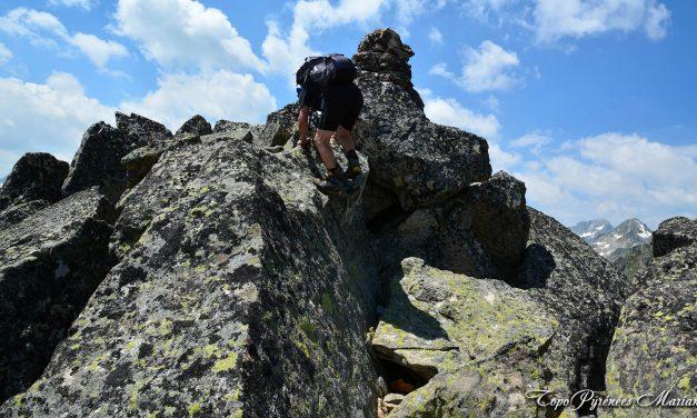 Randonnée Tuc Arrouy (2404m) et Pic Courounalas (2566m)