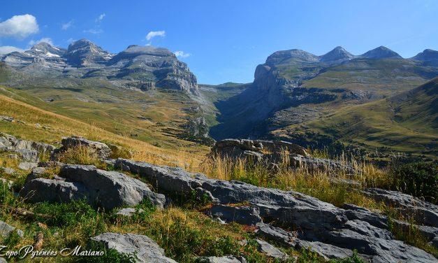Randonnée Faja de la Pardina et Canyon de Añisclo