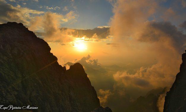 Randonnée Capu a E-Ghiarghiole (2105m) GR20 Corse