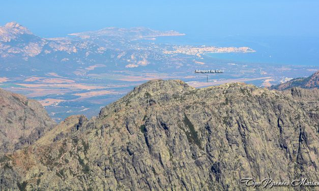 Randonnée Monte Cinto (2706m) GR20 Corse