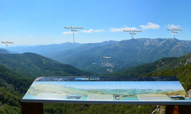 Panoramas GR20 Corse 2016