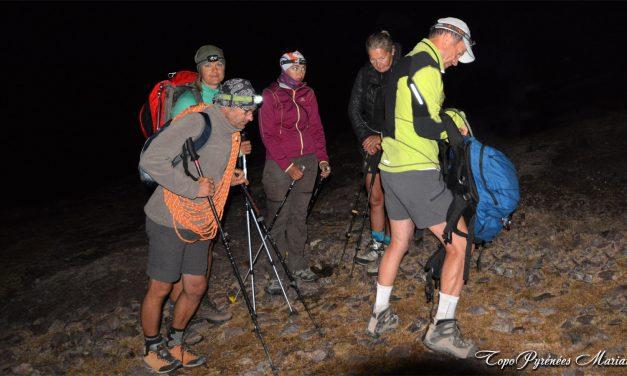 GR20 du Sud au Nord (10em étape) Ciottulu-Tighjettu