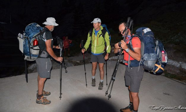 GR20 du Sud au Nord (11em étape) Tighjettu-Stagnu