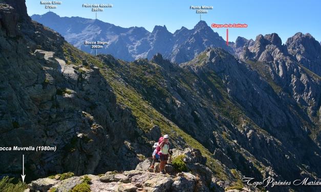 GR20 du Sud au Nord (12em étape) Stagnu-Carrozzu