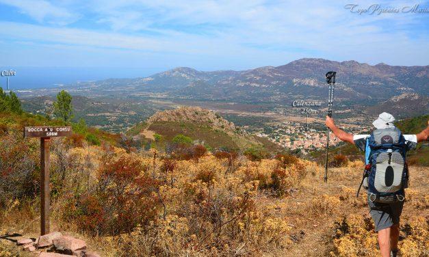 GR20 du Sud au Nord (13em étape) Carrozzu-Calenzana