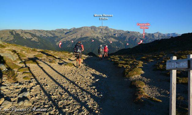 GR20 du Sud au Nord (4em étape) Prati-Capanelle