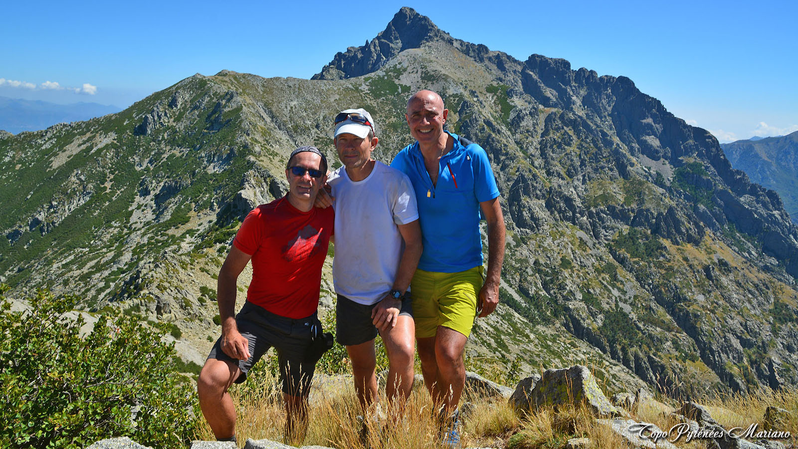 GR20 du Sud au Nord (6em étape) Vizzavona-L-Onda