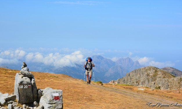 GR20 du Sud au Nord (8em étape) Manganu-Vergio