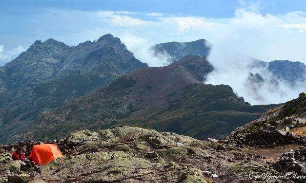 GR20 du Sud au Nord (9em étape) Vergio-Ciottulu