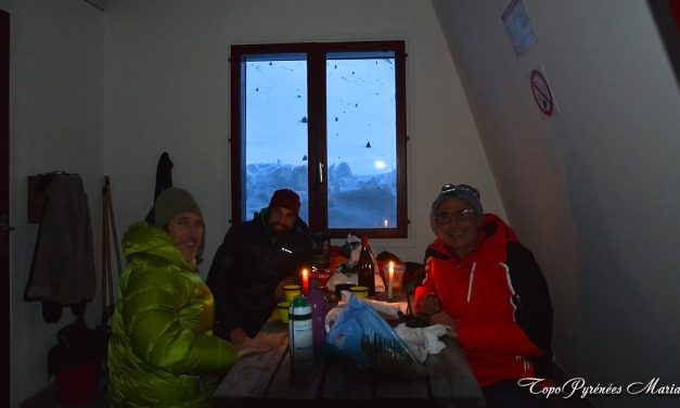 Bivouac au Refuge de Bassiès (1650m)