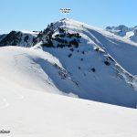 Raquettes Tuc d'Aubas (2071m) Era Trona (2085m) Pic d'Arrès (2161m)