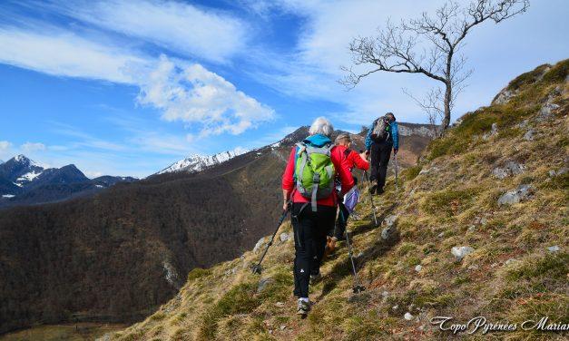 Randonnée au Soum Det Mont (1206m)