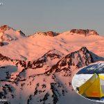 Bivouac au Pic de l'Entecade (2266m)