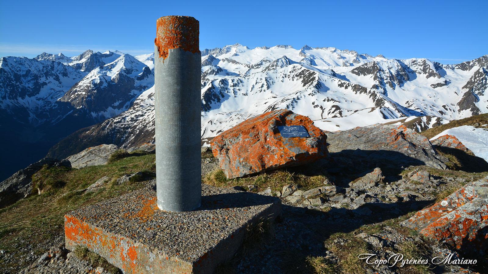 Randonnée Pic de l'Entécade (2266m)