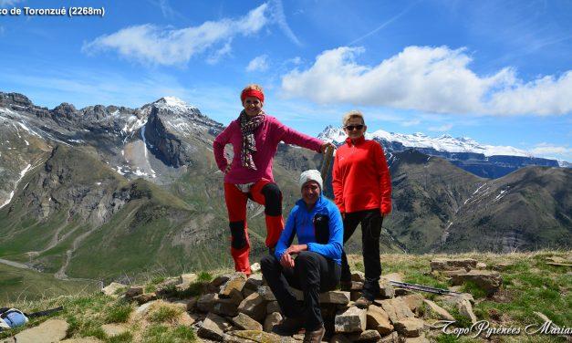 Randonnée Pico de Toronzué (2268m)