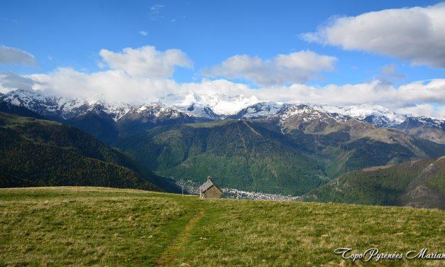 Randonnée Tuc des trois Courets (1949m) par le Plan de Montmajou (2082m)