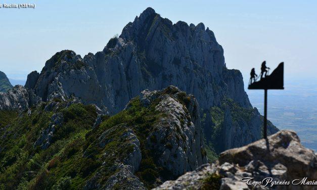 Randonnée Cruz del Castillo (1431m) en boucle par la grotte de San Kiliz