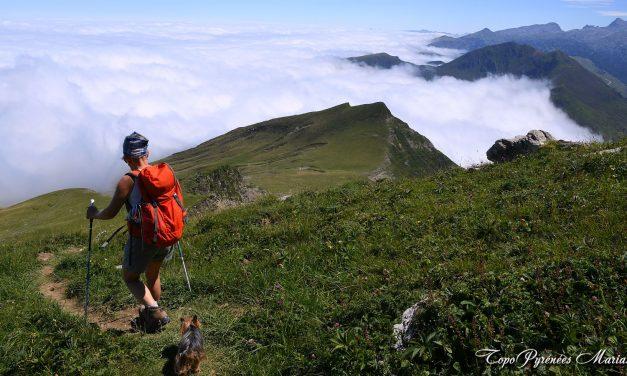 Randonnée au sommet de Lakartxela (1982m)