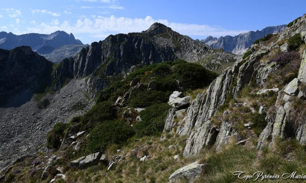 Randonnée Pic de Clot Bédout (2461m)
