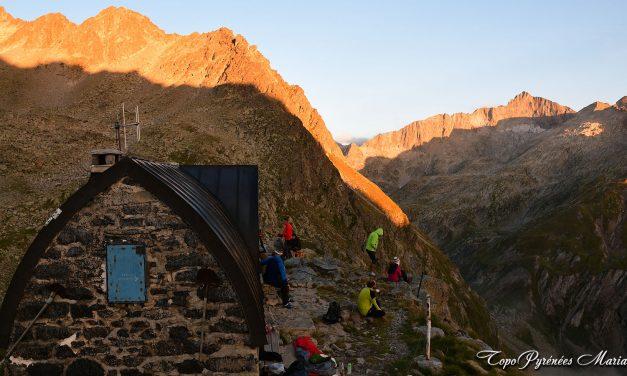 Randonnée Refuge de la Glère 2153m – Refuge de Packe 2509m