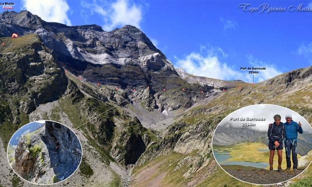 Camino de las Pardas (2489m) par las Forcas de Liena (2604m)