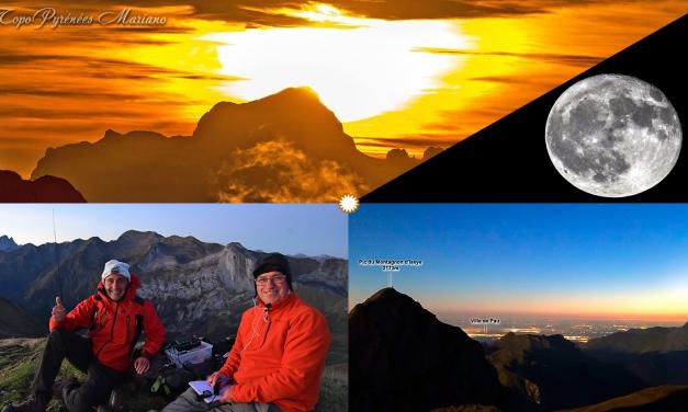 Bivouac au Pic Mardas (2188m)
