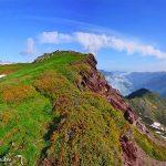 Randonnée Pic d'Arnoussère (2033m) en aller/retour