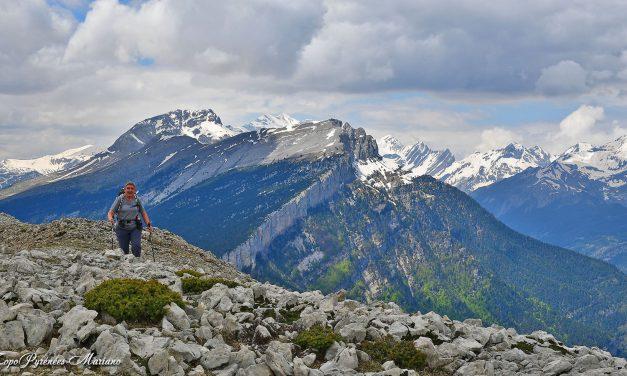 Randonnée Punta Pegueras (2045m)